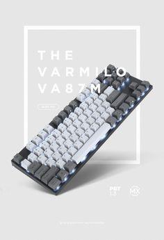브라보텍, 기계식 키보드 'VARMILO VA87M' 출시 :: 다나와 DPG