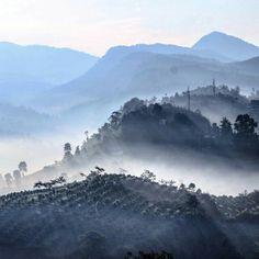 Mt. Batu Lembang, Bandung, West Java