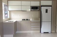 Contemporary Kitchen Design, Interior Design Kitchen, Pantry Design, Kitchen Corner, Design Moderne, Cuisines Design, Kitchen Furniture, Kitchen Storage, Kitchen Remodel