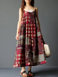 Where to buy vintage style dresses? NewChic offer quality vintage style dresses at wholesale prices. Shop cool personalized vintage style dresses with unbelievable discounts. Plus Size Maxi Dresses, Casual Dresses, Fashion Dresses, Floral Dresses, Cheap Dresses, Floral Outfits, Discount Dresses, Dresses Dresses, Linen Dresses