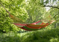 Drömmarnas trädgård innehåller minst en hängmatta - Sköna hem