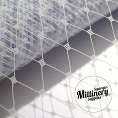 """Birdcage//Merry Widow Spot Net  Veiling 9/"""" wide in a choice of 6 colours"""