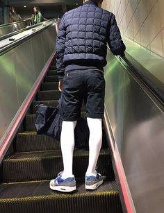 It's no surprise that a great deal of males and females simply choose to use sneakers. Knee Socks Outfits, Tights Outfit, Leggings Fashion, Latest Mens Wear, Latest Mens Fashion, White Tights, Mens Tights, Running Tights, Tight Leggings