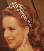 Tiara Mania: Pearl Tiara worn by Princess Lalla Salma of Morocco