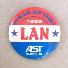 AST research 1985 year of the LAN