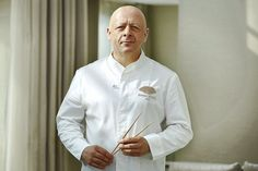 Le chef Thierry Marx