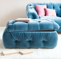 The Stasher is a seriously handy storage footstool that looks the part too. Something for tucking away bed linen, blankets and books.