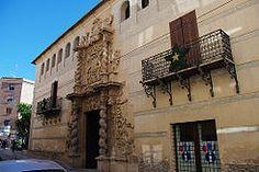 Palacio Guevara en Lorca Murcia) es el edificio más significativo de todo el barroco civil de Lorca, declarado  Bien de Interés Cultural.