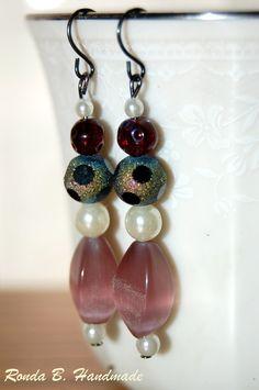Darlene's Graceful Earrings