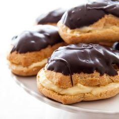 Mini Chocolate Eclairs | Tasty Kitchen: A Happy Recipe Community!
