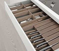 Bulthaup drawer inserts