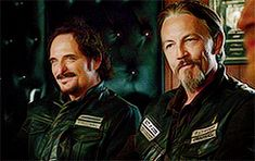 Tig // Chibs // Sons Of Anarchy