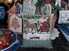 Woodland Santa by Prairie Schooler