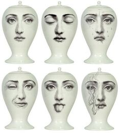Piero Fornasetti... gosh i want this so bad