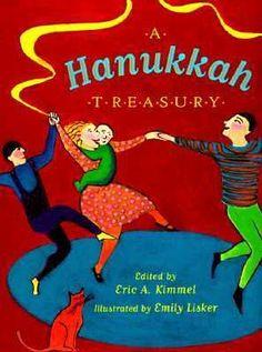 A Hanukkah Treasury by Eric A. Kimmel