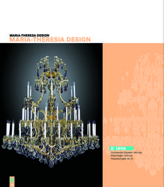 Maria Theresia Design Finest Chandeliers - 16