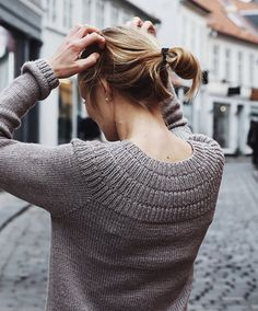 Sweaters & Vests – Pullover for ladies, Wool – a unique product by Wunder-Knit on DaWanda