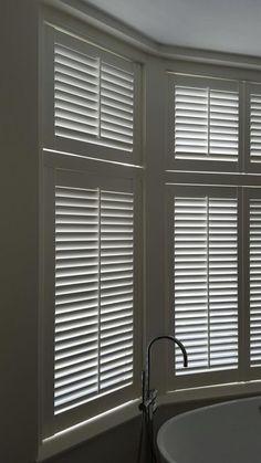 Den Heijer Woningstoffering | Jasno shutters Shutters, Blinds, Curtains, Decoration, Home Decor, Decor, Shades, Decoration Home, Room Decor