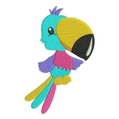 Tropical Toucan (S568-1)