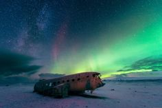 US Navy DC-3 Wreckage, Iceland  - CountryLiving.com