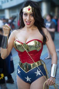 Wonder Woman WonderCon 2014