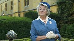 Sorcha cusack, worked with on BBC Father Brown