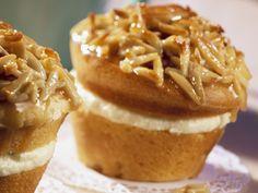 Bienenstich-Muffins