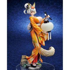 Muramasa: The Demon Blade 1/8 Scale Pre-Painted PVC Figure: Kongiku
