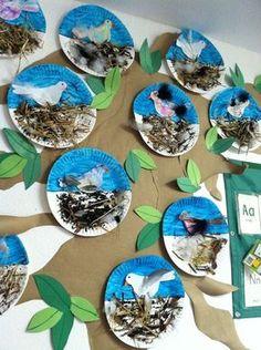 birds craft | Crafts and Worksheets for Preschool,Toddler and Kindergarten