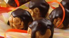 Bolas de Chocolate Roly Poly - QueRicaVida.com