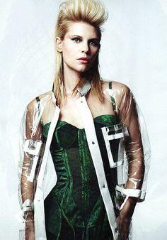 Claire Danes for magazine Harper's Bazaar Russia, June 2012