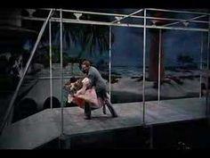 "Danny Kaye swept away dancing with Vera-Ellen. - Movie ""White Christmas"""