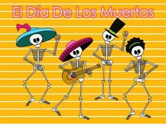 Excellent video with free worksheet to teach Day of the Dead.  Perfect for Intermediate and Advanced classes