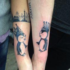 nice Top 100 penguin tattoo - http://4develop.com.ua/top-100-penguin-tattoo/ Check more at http://4develop.com.ua/top-100-penguin-tattoo/