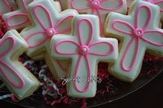 Cookies for Christening