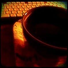 mon ordi, mon thé, la belle vie