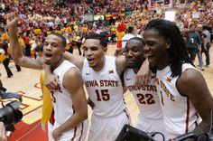 You win some.you lose some. Helluva run ISU! Iowa State Cyclones Basketball, Basketball Teams, College Basketball, Ncaa College, State College, State University, Alpha Phi Sorority, Ames Iowa, Greek Week