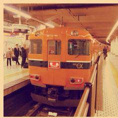 Kintetsu Railway / express / Japan