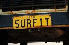new south wales license number
