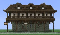 Medieval Building Pack - Minecraft Project - By Matt888