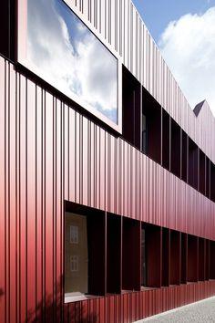Staab Architekten - Erweiterung NYA Nordiska | via