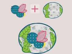 Spring Time Scenes 2 Machine Embroidery Designs  http://www.designsbysick.com/details/springtimescenes2