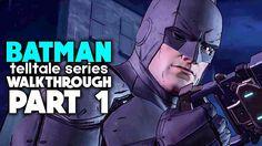 caging the BIRD | Batman Telltale Episode 5 Walkthrough Gameplay Part 1 (1080P 60FPS) Let's Play! http://youtu.be/TsZkuyRf8ik