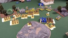 Auckland Volley and Bayonet: New Prussians take the field