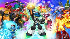 Image result for mighty no 9