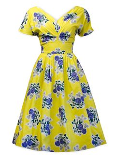 50s Glory Days Dress