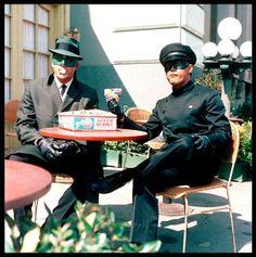 The Green Hornet & Kato 1966