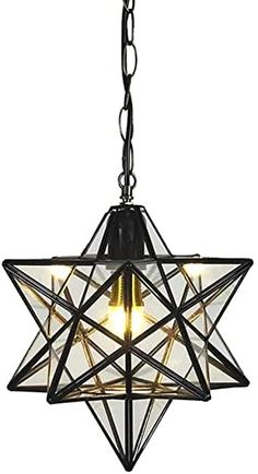 Online shopping from a great selection at Lighting Store. Chandelier Shades, Pendant Chandelier, Star Pendant, Pendant Lights, Glass Light Shades, Ceiling Hanging, Ceiling Fans, Modern Led Ceiling Lights, Drop Lights