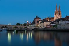Regensburg, Germany Photo by Andrea Castellano -- National Geographic Your Shot