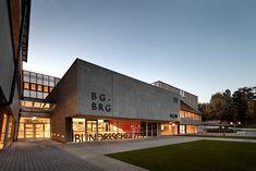 Gallery - Bundesschulzentrum St. Veit / Spado Architects + halm.kaschnig.wüher architekten - 1